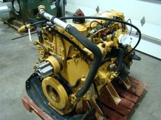 Caterpillar Diesel Motors