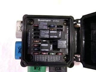 Used Fuse Box Bussmann p/n 31170 2