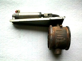 USED EXHAUST BRAKE PACBRAKE FOR CUMMINS ENGINE
