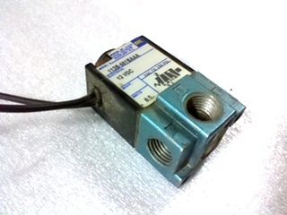 USED MAC INDUSTRIES AIR STEP SOLENOID P/N: 113B-601BAAA