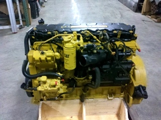 USED CATERPILLAR C7 ACERT DIESEL MOTOR YEAR 2003