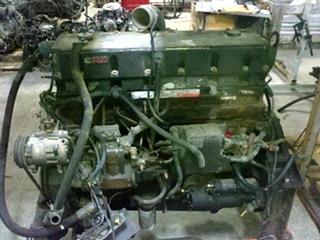 USED CUMMINS M11 400E 400HP DIESEL MOTOR FOR SALE