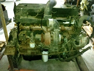 USED CUMMINS M11 400E 400HP DIESEL MOTOR FOR SALE