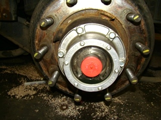 USED REAR TAG AXLE SPICER MODEL 21060S FOR SALE