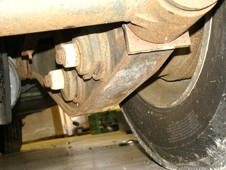 USED REAR DRIVE AXLE AAC MODEL K19-2N RATIO 4.778 FOR SALE