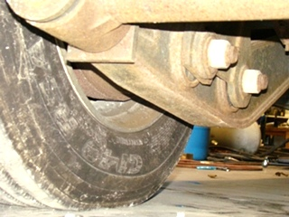 USED REAR DRIVE AXLE EATON MODEL 17060S RATIO 478 FOR SALE