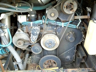 USED CUMMINS DIESEL MOTOR | 8.3L CUMMINS DIESEL MOTOR YEAR 1995 300HP SALE PENDING