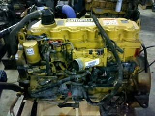 Used Caterpillar Engine   CAT 3126 Diesel Motor 330HP For Sale Many in Stock!