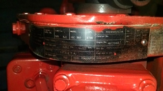 USED CUMMINS BLOCK FOR SALE |  CUMMINS ISC360 DIESEL ENGINE BLOCK AND HEAD FOR SALE