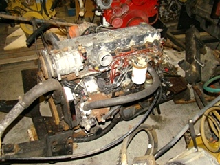 USED CUMMINS ENGINE | 1997 CUMMINS ISB 5.9 275HP DIESEL ENGINE FOR SALE