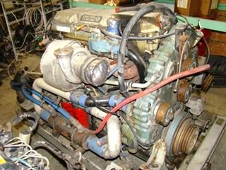 USED 1997 12.7L DETROIT SERIES 60 DIESEL ENGINE 500HP FOR SALE **SOLD**
