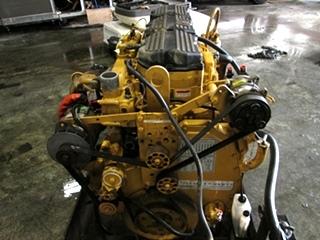 USED CATERPILLAR ENGINE    2002 CAT C12 505HP DIESEL ENGINE FOR SALE