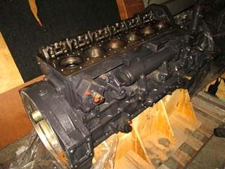 USED ISM 450 SHORT BLOCK (LOADED) FOR SALE