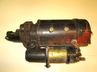 USED STARTER MOTOR FOR CUMMINS 8.3 P/N 3279496 FOR SALE