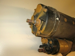 USED STARTER MOTOR FOR CATERPILLAR 3126 P/N 6V4238CW FOR SALE