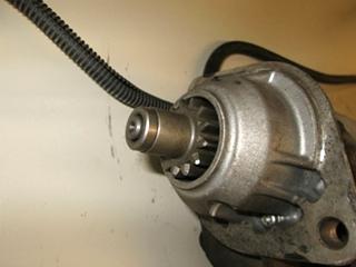 USED STARTER MOTOR FOR CUMMINS ISB P/N 3957586 FOR SALE
