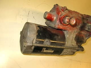 USED STARTER MOTOR FOR CATERPILLAR 3126 P/N 228000-5851 FOR SALE