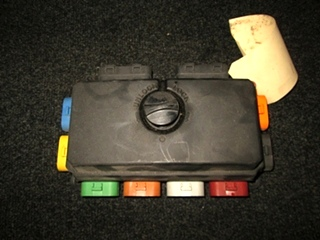 USED SPARTAN FUSE BOX P/N 32135-1 FOR SALE