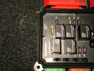 USED BUSSMANN FUSE BOX P/N 32145-0 FOR SALE  **OUT OF STOCK**
