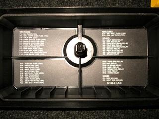 USED BUSSMANN FUSE BOX P/N 32146-0 FOR SALE