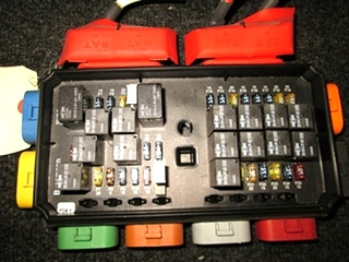 USED BUSSMANN FUSE BOX P/N 32146-0 FOR SALE