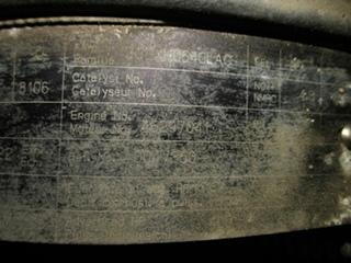 USED CUMMINS  DIESEL MOTOR | CUMMINS ISL 400 DIESEL MOTOR YEAR 2003 FOR SALE