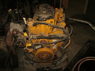 USED 2004 CATERPILLAR C7 DIESEL MOTOR FOR SALE *MANY IN STOCK*