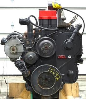 USED CUMMINS ISL ENGINE | CUMMINS DIESEL 8.8L ISL400 FOR SALE - LOW MILES