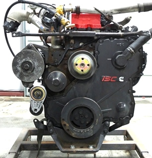 CUMMINS DIESEL ENGINE | CUMMINS ISC350 8.3L 350HP FOR SALE