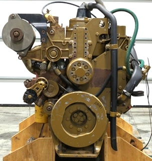 CATERPILLAR DIESEL ENGINE 3126 7.2L 330HP FOR SALE