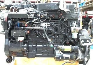 CUMMINS DIESEL ENGINE | CUMMINS 8.3L 350HP FOR SALE - LOW MILES