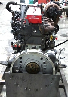 CUMMINS DIESEL ENGINE | CUMMINS 8.3L 350HP FOR SALE - LOW MILES