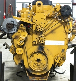 USED CATERPILLAR C12 DIESEL MOTOR 2003 11.9L 505HP FOR SALE