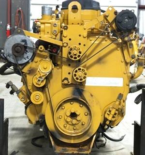 CAT DIESEL MOTOR   USED CATERPILLAR C12 DIESEL MOTOR 2003 11.9L 505HP FOR SALE