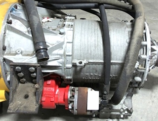 USED ALLISON 4000MH AUTOMATIC TRANSMISSION WITH PTO FOR SALE BUS MOTORHOME TRUCK