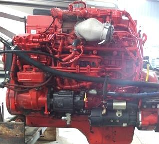 USED CUMMINS DIESEL MOTOR | CUMMINS DIESEL ENGINE FOR SALE 8.9L ISL425 2007