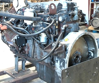 USED CUMMINS MOTOR FOR SALE | CUMMINS ISB 5.9 DIESEL 1997 ENGINE FOR SALE