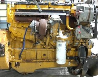 CATERPILLAR DIESEL ENGINE   CATERPILLAR C7 7.2L 350HP FOR SALE