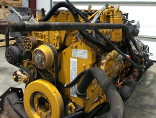 CATERPILLAR DIESEL ENGINE | CATERPILLAR C7 7.2L 350HP FOR SALE