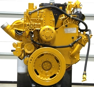 CATERPILLAR DIESEL ENGINE C7 7.2L 240HP FOR SALE