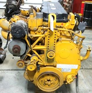 USED CATERPILLAR DIESEL MOTOR   CAT C13 DIESEL MOTOR 2005 12.5L 525HP FOR SALE