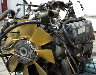 USED 1999 FORD V10 TRITON ENGINE FOR SALE