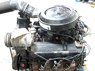 USED 1995 CHEVY 454 V8 GAS ENGINE FOR SALE