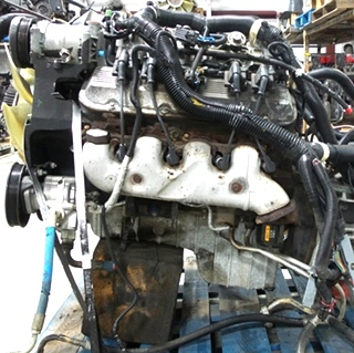 RV Gasoline Engines
