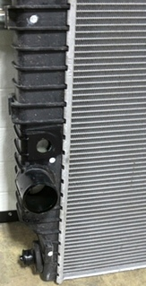 USED OEM FORD F53 RADIATOR YEAR 2012 FOR SALE