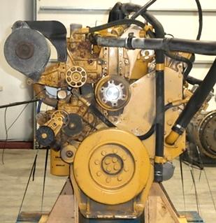 USED CATERPILLAR ENGINE   CATERPILLAR 3126 7.2L DIESEL ENGINES FOR SALE