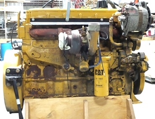 USED CATERPILLAR ENGINE | CATERPILLAR 3126 7.2L DIESEL ENGINES FOR SALE