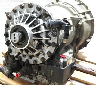 USED ALLISON TRANSMISSION MODEL MD3060MH S/N 6510205282 FOR SALE