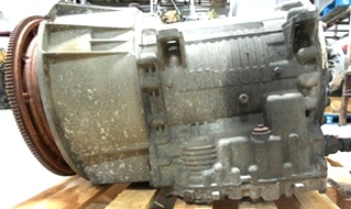 USED ALLISON TRANSMISSION MODEL MD3000MH S/N 6510404135 FOR SALE