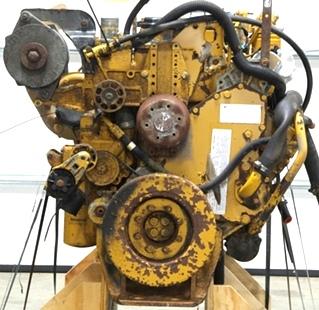 USED CATERPILLAR ENGINE   CATERPILLAR C7 ENGINE FOR SALE 7.2L LOW MILES